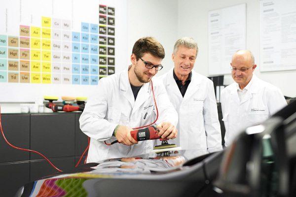Nytt poleringssystem fra Koch-Chemie