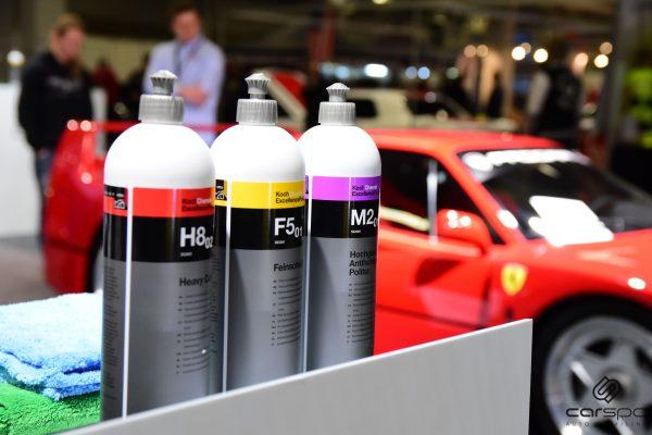 Car Spa på Oslo Motor Show