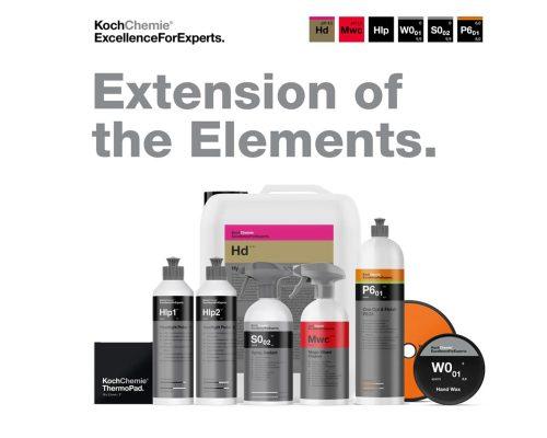 Nye produkter fra Koch-Chemie