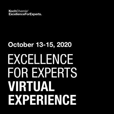 Første virtuelle Koch-Chemie messe