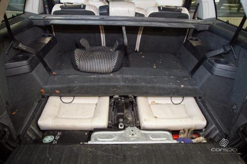 Volvo XC90 - Innvendig rens