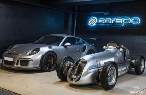 Porsche 911 GT3 RS Smart repair