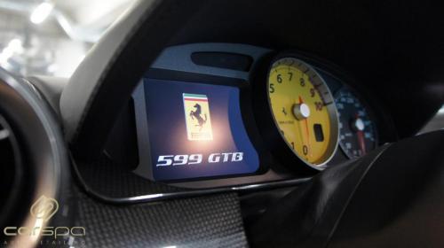 Ferrari 612 GTB - Innvendig Rens