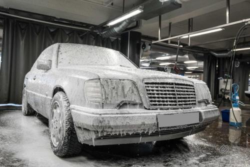 Mercedes E420 - Exclusive pakke
